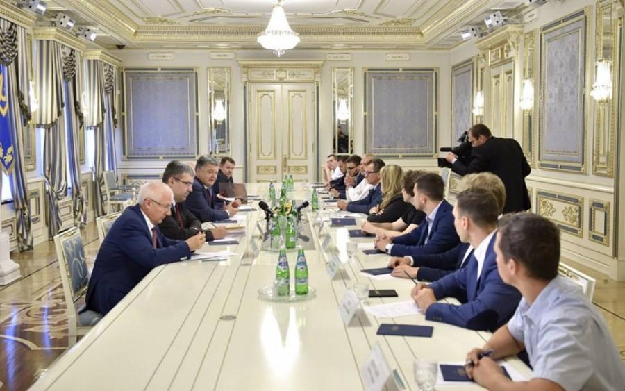 Что венчурные инвесторы и украинский IT-бизнес предложили Президенту Украины?
